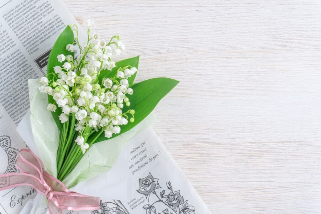 lily-of-the-valley-present